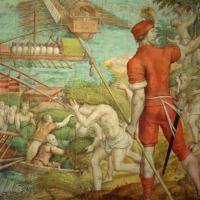Campaña de la guerra del emperador Carlos V contra Túnez (1535). El asedio de la fortaleza La Goleta.jpg