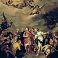 Carlos III entregando las tierras a colonos de Sierra Morena.jpg